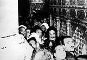 مسلمانوں کے اندر بیداری اور پاسداری کا جذبہ پیدا کرنے والے