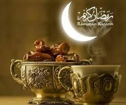 ماہ رمضان المبارک کا استقبال