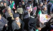 خمین میں 22/ بہمن کی مناسبت سے عوامی ریلیاں /2020