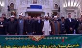 عشرہ فجر کے موقع پر؛ عوام کے مختلف طبقات سے وابستہ افراد، حرم امام خمینی (رح) میں حاضری اور ان کی تمناؤں سے تجدید عہد – 1 /2020