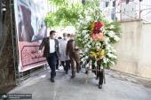 اسلامی جمہوریہ ایران کے وزیر صحت نے اسلامی انقلاب کے بانی سے تجدید عہد کیا