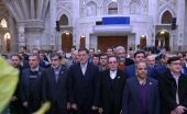 عشرہ فجر کے موقع پر؛ عوام کے مختلف طبقات سے وابستہ افراد، حرم امام خمینی (رح) میں حاضری اور ان کی تمناؤں سے تجدید عہد – 2 /2020
