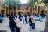 خمین؛ امام خمینی (رح) کے تاریخی گھر میں محرم کی عزاداری /2020