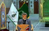 حرم امام خمینی (رح) میں شہادت امام حسن عسکری (ع) کی مناسبت سے آن لائن مجلس کی تصویری جھلکیاں/2020ء