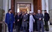 عشرہ فجر کے موقع پر؛ عوام کے مختلف طبقات سے وابستہ افراد، حرم امام خمینی (رح) میں حاضری اور ان کی تمناؤں سے تجدید عہد –3/2020