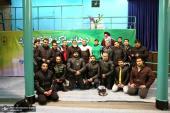 تصویری رپورٹ/ تہران کی موٹر سائیکل انجمن کے موٹر سواروں نے جماران میں امام خمینی(رح) سے تجدید عہد کیا