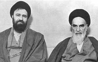 امام خمینی(رح) اور سید احمد خمینی کا ساتھ