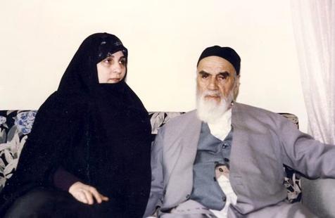 امام خمینی(رح) کا فاطمہ طبا طبائی کے نام عرفانی خط
