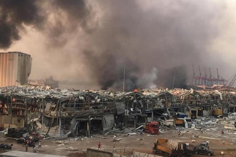 لبنان میں دھماکے سے  مرنے والوں کی تعداد 100 اور زخمیوں کی تعداد 5000 سے زائد ہو چکی ہے