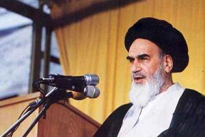 تہران میں امریکی جاسوسی اڈے پر قبضے کے بعد امام خمینی کا بیان