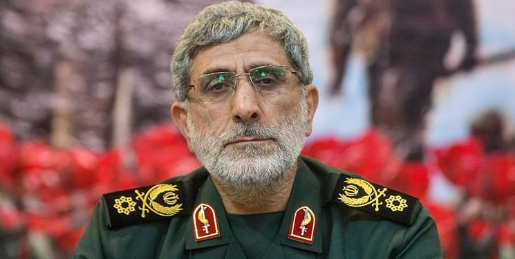امریکہ نے سپاہ قدس کے نئے کمانڈر سردار قاآنی کو دی جان سے مارنے کی دھمکی