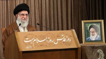 عالمی یوم قدس پر رہبر انقلاب اسلامی آيت اللہ العظمی خامنہ ای نے کن نکات کی طرف اشارہ کیا
