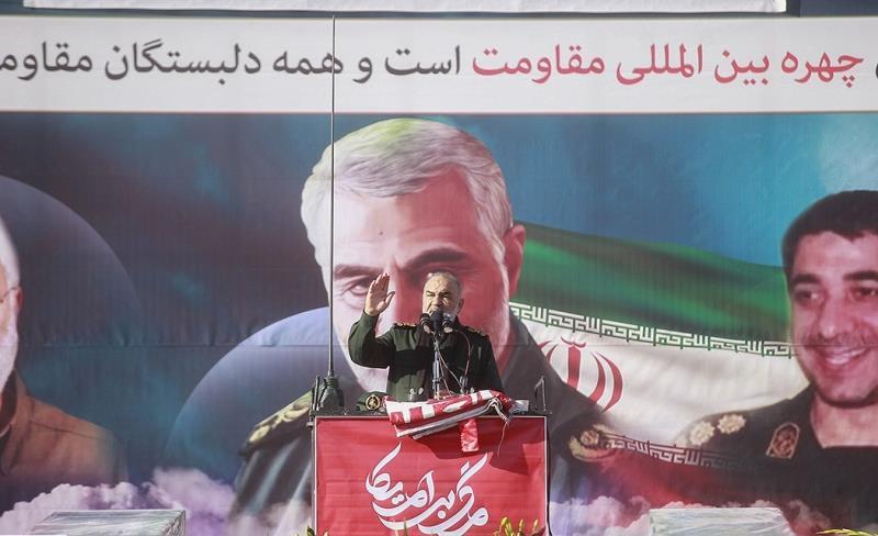 امریکہ سے سخت بدلہ لیں گے:سپاہ پاسداران انقلاب اسلامی