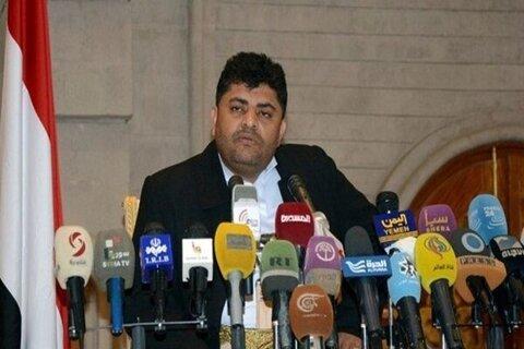 یمن میں امریکہ القاعدہ کی حمایت کررہا ہے، محمد علی الحوثی