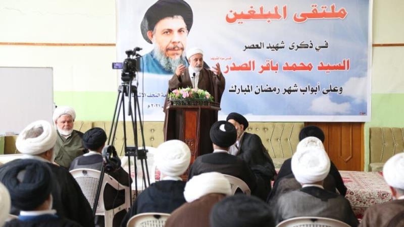 امام خمینی(رح) کے سیاسی تجربے نے حکومت سازی میں شیعہ طاقت کو زندہ کردیا،امام جمعہ نجف اشرف