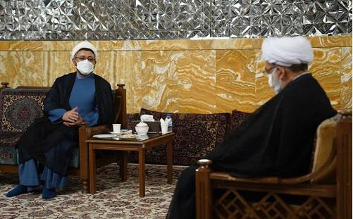 مشھد میں موسسہ تنظیم و نشر و آثار امام خمینی کا شعبہ قائم کریں گے