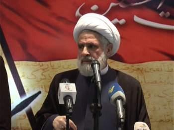 مرحوم شیخ الزین، انقلاب اسلامی کی حمایت کو واجب سمجھتے تھے، شیخ نعیم قاسم