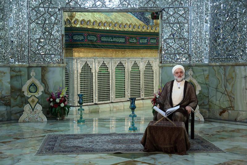 معاشرے کی معنوی ترقی کیلئے دینی غیرت ضروری ہے، حجت الاسلام والمسلمین فرحزاد