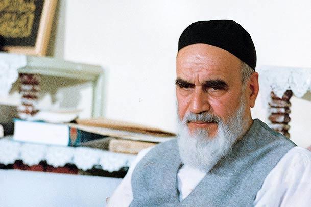 امام خمینی اللہ کے صالح بندے تھے