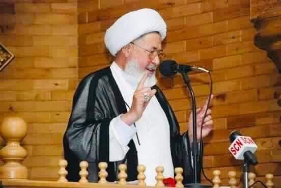 پوپ فرانسس کی آیت اللہ سیستانی سے ملاقات، مکتب تشیع کا سر فخر سے بلند، امام جمعہ سکردو