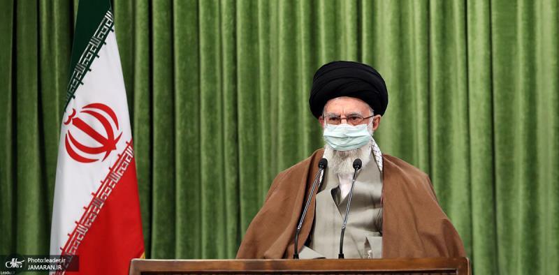 ایرانی نئے سال کے موقع پر عوام سے رہبر معظم انقلاب کی تقریر/2021ء
