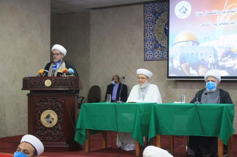 امام خمینی (رح) نے عربی اور اسلامی دنیا کو غاصب صہیونیوں کے ناپاک عزائم سے آگاہ کردیا، امام جمعہ بیروت