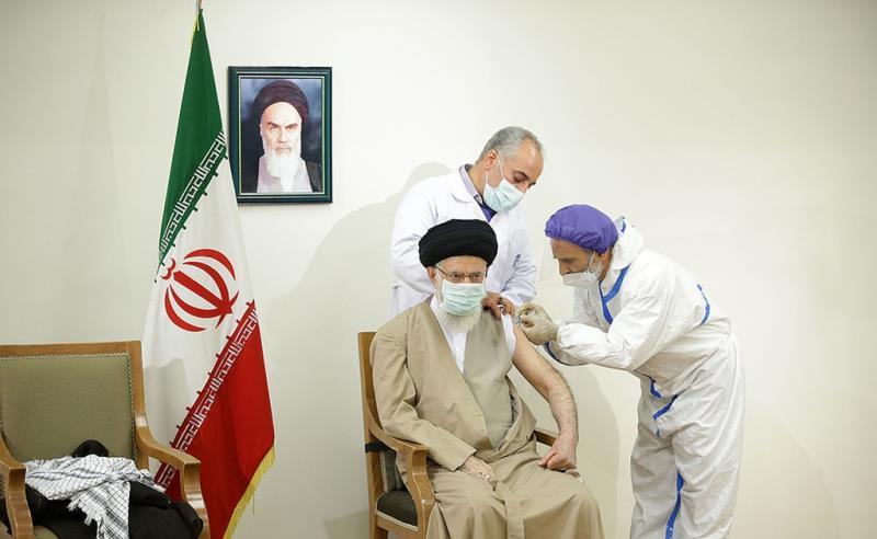 رہبر معظم انقلاب اسلامی ایران، ایرانی ویکسین اور چند اہم پیغام