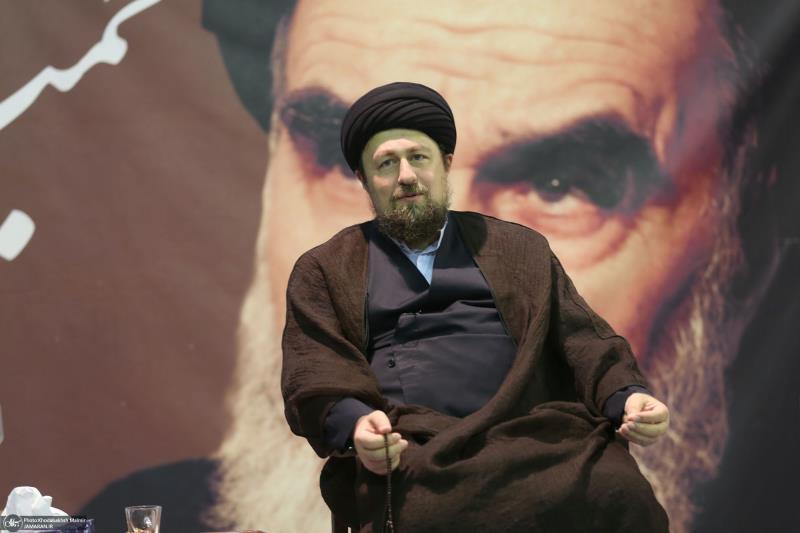 ایرانی وزیر تعلیم کی یادگار امام سید حسن خمینی سے ملاقات /2021ء