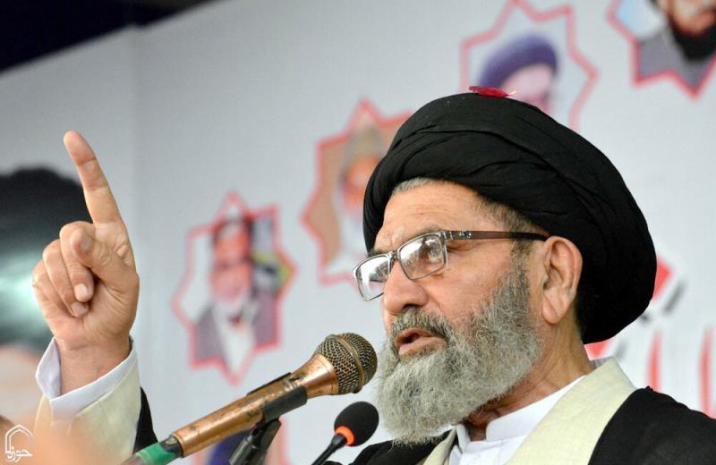 مسئلہ فلسطین و کشمیر کے عملی اقدامات کی جانب بڑھنا ہوگا، علامہ ساجد نقوی