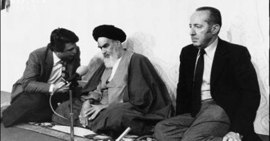 نوفل لوشاٹو میں اسلامی انقلاب کے بانی حضرت امام خمینی کے آخری ایام