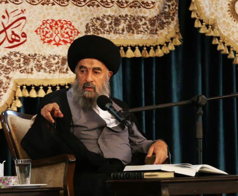 آیت اللہ مدرسی: جناب ابوطالب نے اپنا سب کچھ رسول اکرم (ص) پر قربان کر دیا