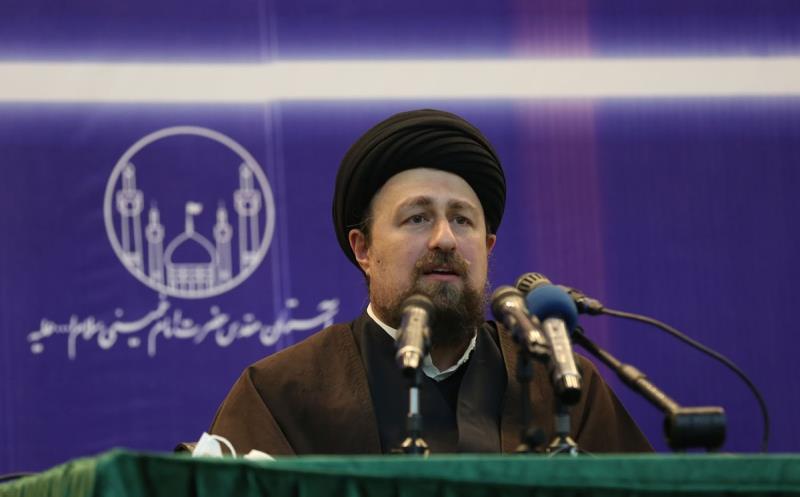 حرم امام خمینی (رح) میں آیت الله ہاشمی رفسنجانی (رح) کی چوتھی برسی کی تقریب -2 /2021ء