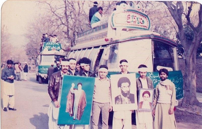 پاکستان میں خمینی ازم کا پرچار