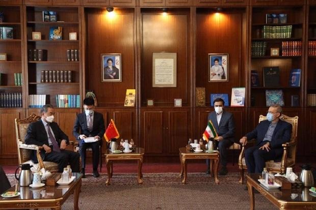 ایران اور چین نے 25  سالہ معاہدے کو حتمی شکل دے دی