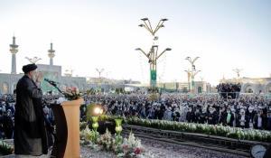ملک ایران کو امام رضا (ع) کی سیرت اور اسلامی تعلیمات پر استوار ہونا چاہئے، آیت اللہ سید ابراہیم رئیسی