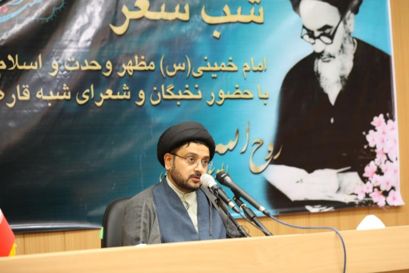 انقلاب اسلامی کی کامیابی اور اسکی بقا کا راز اتحاد میں ہے:مولانا سید نجیب الحسن زیدی