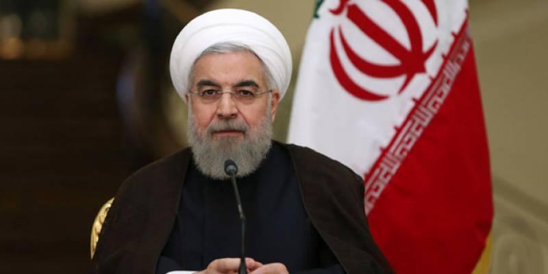 اگر امریکہ توبہ کرے تو ہم قبول کر لیں گے:ایرانی صدر