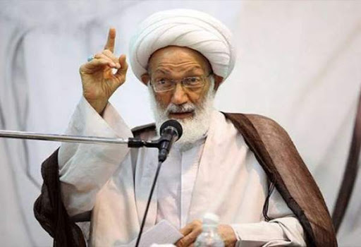 بحرین کی عوام فتح حاصل ہونے تک اپنی تحریک جاری رکھے گی