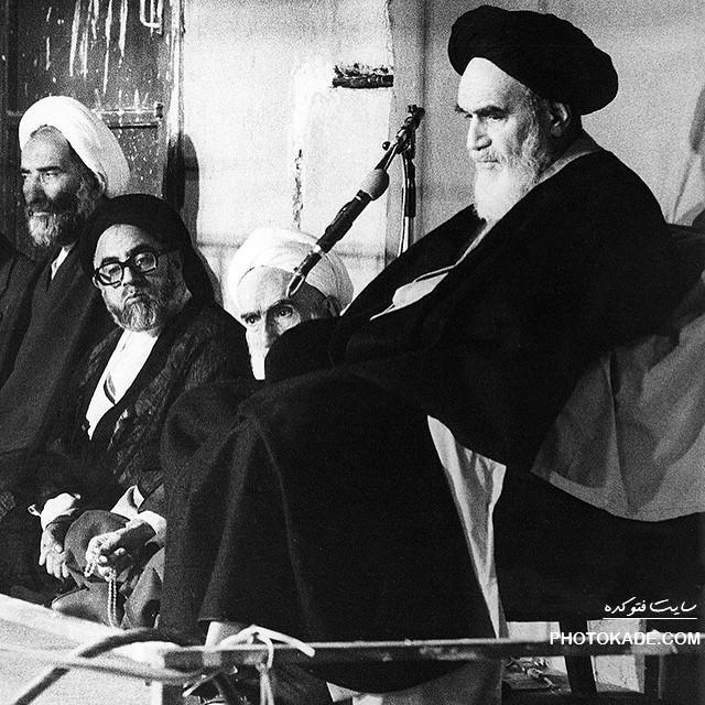 امام خمینی(رح) کا ٹیلی ویژن پر نشر ہونے والا پہلا بیان
