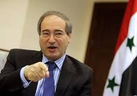 امریکہ القاعدہ اور دوسرے دہشتگرد گروہوں کی مدد کر رہا ہے:شامی وزیر خارجہ