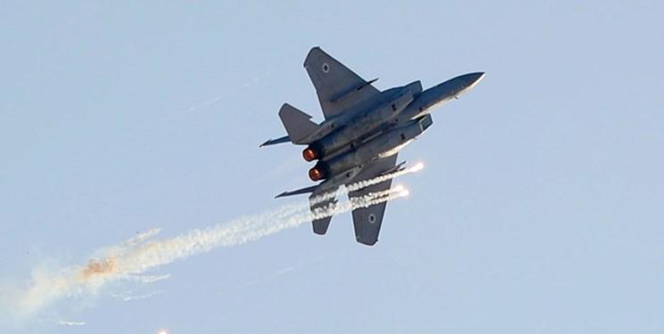 اسرائیلی جنگی طیاروں کا لبنان پر حملہ
