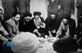 آیت اللہ کاشانی اور امام خمینی کی تصویر کی عجیب داستان