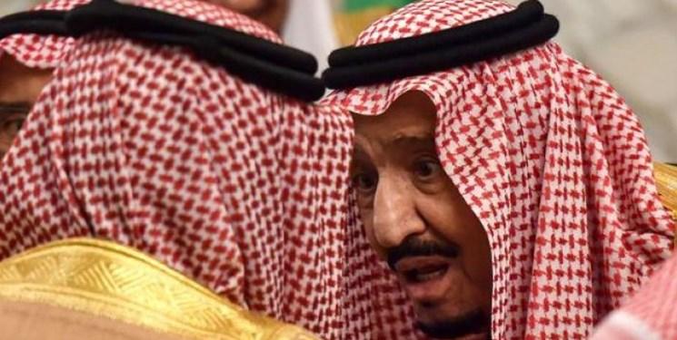 سعودی عرب کے شاہی محل میں ہائی الرٹ جاری