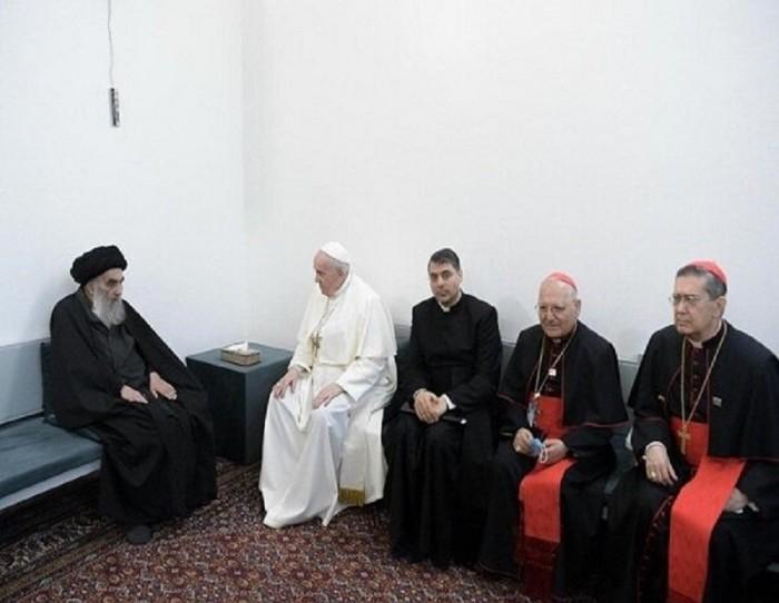 روحانی پیشواؤں کو فلسطنیوں پر ہونے والے ظلم کے خلاف کردار ادا کرناچاہیے