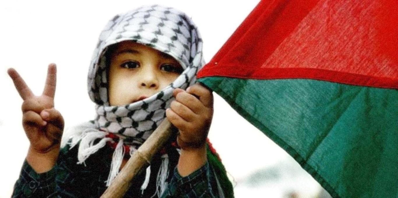 يوم دعم الأطفال الفلسطينيين